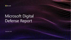 Microsoft publiceert nieuw beveiligingsrapport